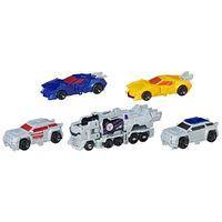 Conjunto-de-Figuras-Transformers---Robots-in-Disguise-Combiner-Force-Team---Menasor---Hasbro