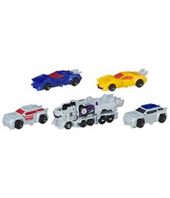 Conjunto-de-Figuras-Transformers---Robots-in-Disguise-Combiner-Force-Team---Menasor---Hasbro