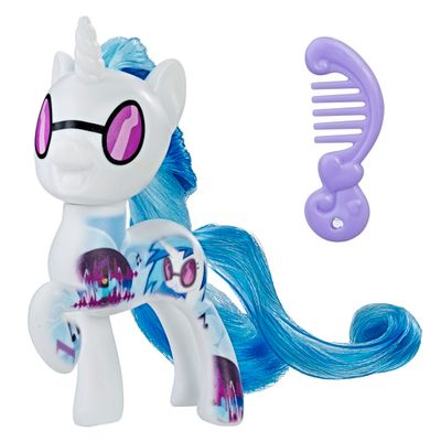 Mini-Figura-My-Little-Pony-Movie---DJ-Pon-3---Hasbro