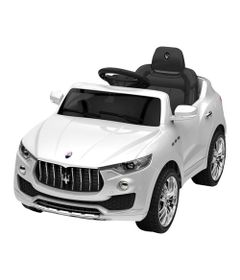 Mini-Veiculo-Eletrico---6V---Maserati---Branco---Xalingo