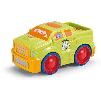 Veiculo-Tunado-com-Luz-e-Som---Caminhonete-Verde---Pura-Diversao---Yes-Toys