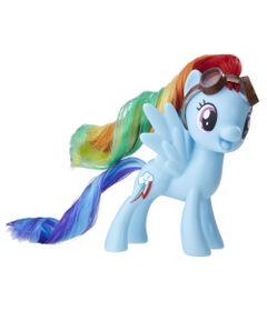 Mini-Figura-My-Little-Pony-Movie---Rainbow-Dash-com-Oculos---Hasbro