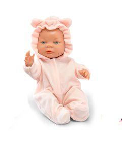 Boneca-Bebe-e-Acessorios---45-Cm---Engorda-Bebe---Boneca-com-Macacao---Roma