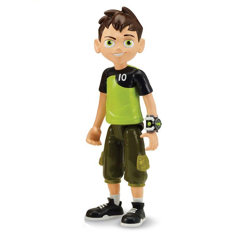 d61b304cdf Figura Articulada - 30 Cm - Ben 10 - Ben - Sunny - Ri Happy Brinquedos