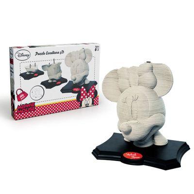 Quebra-Cabeca---3D---Disney---Minnie-Mouse---Grow