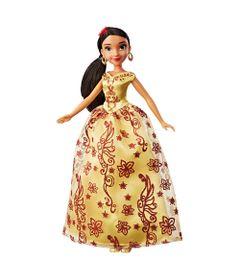 Boneca---30-cm---Elena-Of-Avalor---Vestido-Especial-de-Natal---Disney---Hasbro