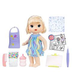 Boneca-Baby-Alive---30-cm---Loira---Pequena-Artista---C0960---Hasbro
