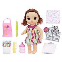 Boneca-Baby-Alive---30-cm---Morena---Pequena-Artista---C0961---Hasbro