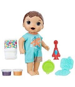 Boneco-Baby-Alive---30-cm---Moreno---Meu-Primeiro-Filho---Lanchinhos-Divertidos---C1884---Hasbro