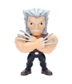 Figura-Colecionavel-10-cm---Metals-Die-Cast---Marvel---X-Men---Old-Logan---DTC