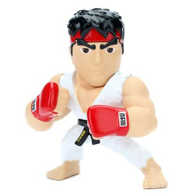 Figura-Colecionavel-10-cm---Metals-Die-Cast---Street-Fighter---Ryu---DTC