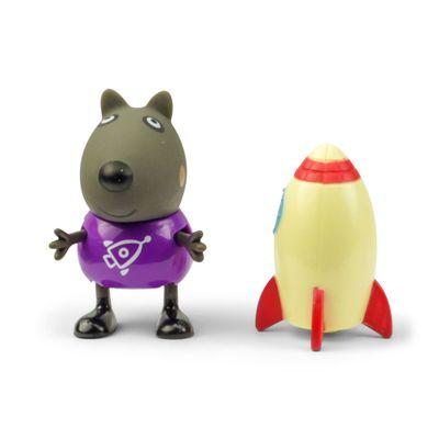 Figura-com-Acessorio---10-cm---Peppa-Pig---Danny-Cao-com-Foguete---DTC