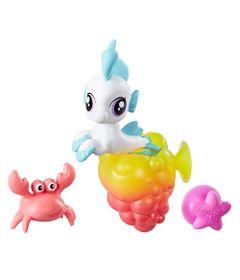 Mini-Figura-My-Little-Pony-com-Acessorios---Mini-Ponei-Sereia---Ocean-Gem---Hasbro