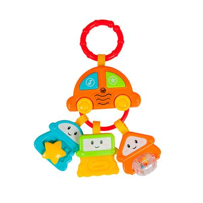 Chocalho-e-Chaveirinho---Bee-Cool---Bee-Me-Toys