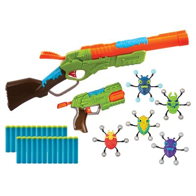 Conjunto-de-Lancadores-de-Dardos---X-Shot---Bug-Attack---Value-Pack---Candide