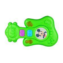 Instrumentos---Bebe-Musical---Personagens-Disney---Guitarra-Verde---Dican