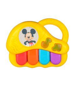 Instrumentos---Bebe-Musical---Personagens-Disney---Teclado-Amarelo---Dican