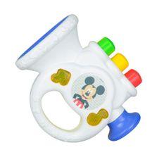 Instrumentos---Bebe-Musical---Personagens-Disney---Trompete-Branco---Dican