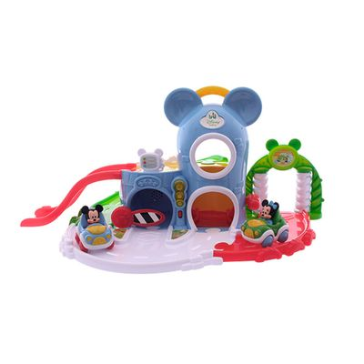 Playset-e-Veiculos---Personagens-Disney---Posto-do-Mickey-Mouse---Dican