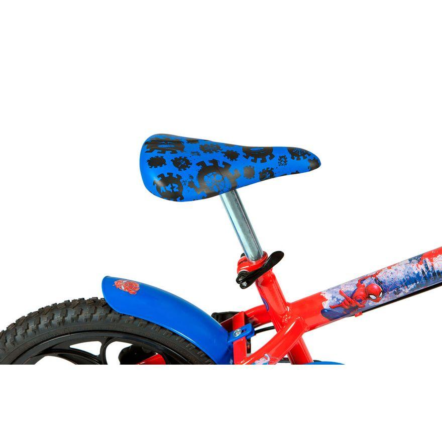 Bicicleta-ARO-16---Disney---Marvel---Spider-Man---Caloi