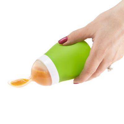 Colher-Dosadora-de-Papinha---Verde---Munchkin