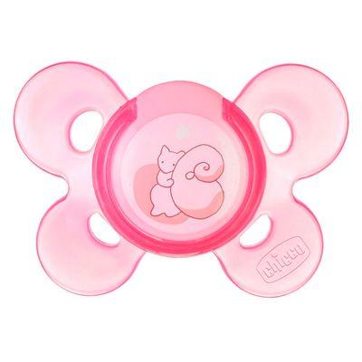 Chupeta-de-Silicone---Physio-Confort---Rosa---Tam-1---0-a-6-M---Chicco