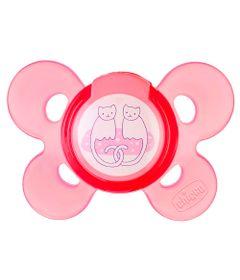 Chupeta-de-Silicone---Physio-Confort---Rosa---Tam-2---6-a-12-M---Chicco
