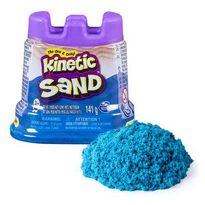 Conjunto-Areia-de-Modelar---Massa-Areia-com-Molde-de-Castelo---Azul-Neon---Sunny