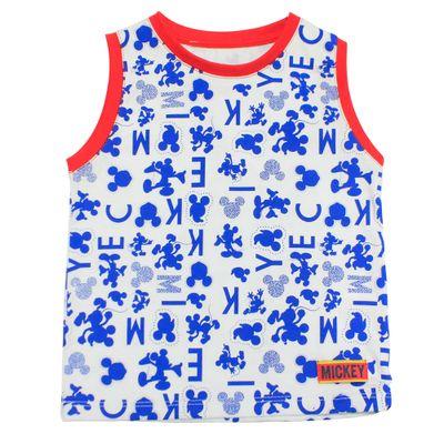 Camiseta-Regata-Machao-em-Meia-Malha---Branca-e-Vermelha---Be-Mickey---Disney---2