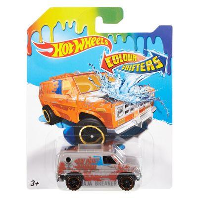 Carrinho Hot Wheels Color Change Baja Breaker Mattel Pbkids