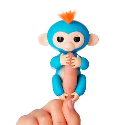 Agarradinhos---Fingerlings---Macaquinho-Azul---Candide