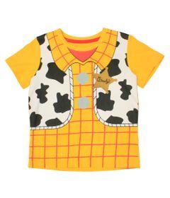 Camiseta-Fantasia-Manga-Curta-em-Meia-Malha---Amarela---Woody---Toy-Story---Disney---1