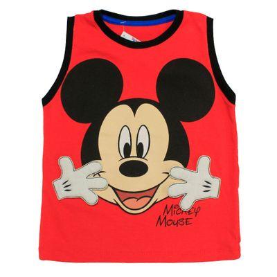 Camiseta-Machao-Fantasia-em-Meia-Malha---Vermelha---Mickey---Disney---1
