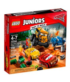 LEGO-Juniors---Disney---Pixar---Carros-3---Smokey-Garage---10744