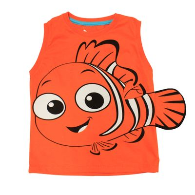 Regata-Machao-Fantasia-em-Meia-Malha---Laranja---Procurando-Nemo---Disney---1