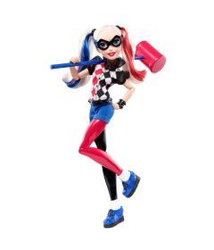 Boneca-Articulada---30-Cm---DC-Super-Hero-Girls---Harley-Quinn---Mattel
