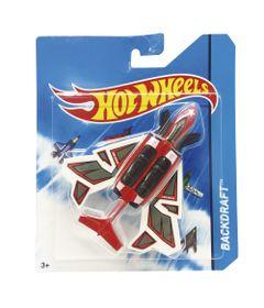 Aviao-Hot-Wheels---Backdraft---Mattel