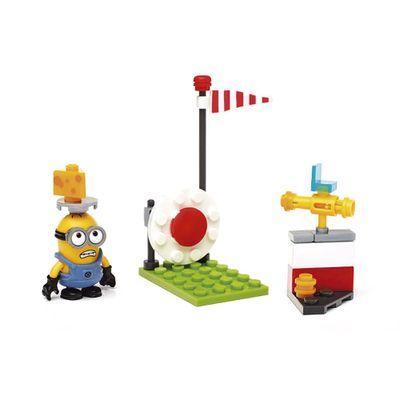 Blocos-de-Montar---Mega-Construx---Meu-Malvado-Favorito-3---Minions---Tiro-ao-Queijo---Mattel