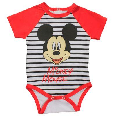 Body-Fantasia-Mangga-Curta-Reglan-em-Cotton---Branco-e-Vermelho---Mickey---Disney---M