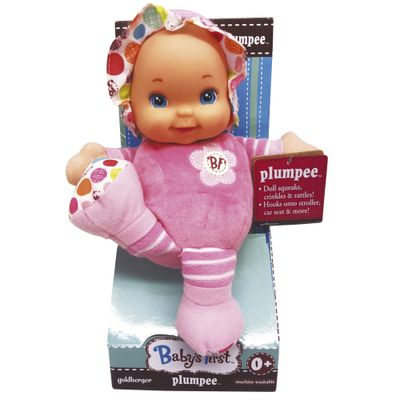 Boneca-Baby-s-First---Mobile-e-Chocalho---Rosa---New-Toys
