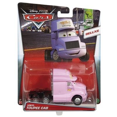 Carrinho-Disney-Cars---Vinyl-Toupee-Cab---Mattel