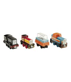Conjunto-de-Locomotivas-e-Vagao---Thomas---Friends-Adventure---Dieselworks---Fisher-Price