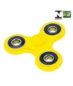 Hand-Spinner-Anti-Stress-Certificado---Fidget-Spinner-Racer---Amarelo---Candide