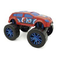Veiculo-Roda-Livre---28-Cm---Disney---Marvel---Carro-SUV-do-Spider-Man---Vermelho---Toyng