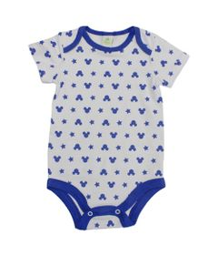 Body-Manga-Curta-em-Cotton---Branco-e-Azul---Be-Mickey---Disney---M