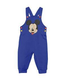 Macacao-Manga-Curta-em-Suedine---Azul---Be-Mickey---Disney---P