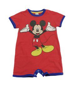 Macaquinho-Manga-Curta-em-Meia-Malha---Vermelho-e-Azul---Be-Mickey---Disney---G
