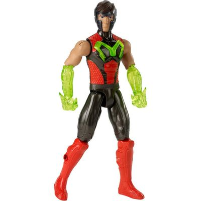 Boneco-Articulado---30-Cm---Max-Steel---Turbo-Duplo---Golpe-Turbo---Mattel