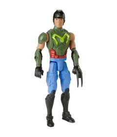 Boneco-Articulado---30-Cm---Max-Steel---Turbo-Duplo---Turbo-Garra---Mattel