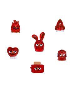 Conjunto-de-6-Mini-Bonecas---Hanazuki---Humores---Vermelhos-Chateados---Hasbro